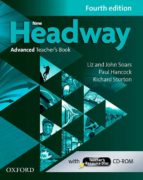 new headway advanced teacher s book & teacher s resources disc (4ª ed) 9780194713566