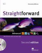 straightfwd adv workbook pack +key n/e ed 2013-9780230423466