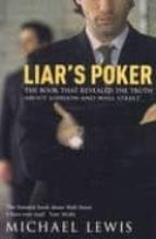 liars poker michael lewis 9780340839966