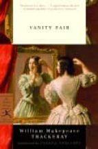 vanity fair-william makepeace thackeray-9780375757266