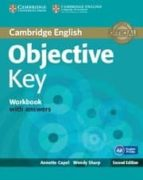 objective key (workbook with answers) annette capel wendy sharp 9781107646766