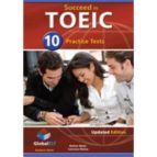 succeed in toeic - 10 practice tests - sb-9781904663966