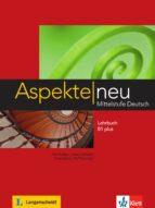 aspekte neu b1 plus lehrbuch (libro de alumno)-9783126050166