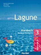 lagune / kursbuch mit audio cd 3 9783190016266