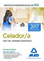 celador del servicio extremeño de salud (ses): test parte especifica 9788414210666