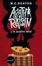 agatha raisin y la quiche letal (ebook)-m.c. beaton-9788415791966