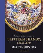 vida y opiniones de tristram shandy, caballero-martin rowson-9788415979166