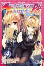 to love ru darkness nº 4 saki hasemi kentaro yabuki 9788416150366