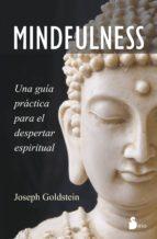 mindfulness una guia practica para el despertar espiritual joseph goldstein 9788416233366