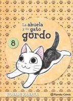 la abuela y su gato gordo nº 08/08-konami kanata-9788416636266