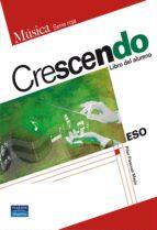 crescendo libro del alumno - castellano-9788420552866