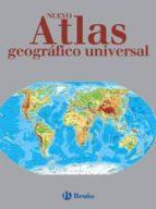 nuevo atlas geografico universal 9788421632666