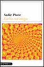 escrito con drogas sadie plant 9788423334766