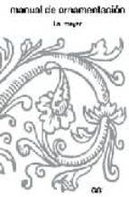 manual de ornamentacion-f. s. meyer-9788425220166