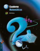 cuaderno matemáticas 3-2  superpixépolis cuaderno matemáticas 3-1 superpixépolis-9788426393166