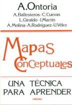 mapas conceptuales: una tecnica para aprender antonio et al. ontoria peña 9788427709966