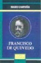 francisco de quevedo mario campaña 9788428212366