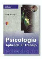 psicologia aplicada al trabajo-paul m. muchinsky-9788428327466
