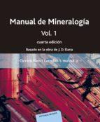manual de mineralogia (vol. i): basado en la obra de j. d. dana (4ª ed.) cornelius hurlbut cornelis klein 9788429146066