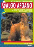 el nuevo libro del galgo afgano martial robin 9788430545766