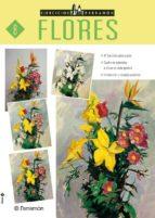 flores: 12 ejercicios paso a paso (ejercicios parramon 8) 9788434220966