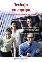 trabajo en equipo: dinamica y participacion en los grupos guillermo ballenato prieto 9788436819366