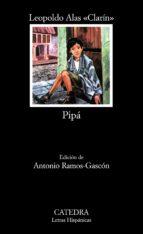 pipa (14ª ed.)-leopoldo alas clarin-9788437600666