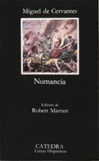 el cerco de numancia (2ª ed.)-miguel de cervantes saavedra-9788437604466