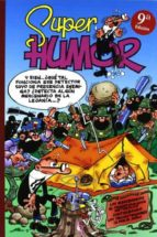 super humor mortadelo nº 14: varias historietas-f. ibañez-9788440649966