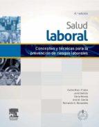salud laboral (4ª ed.) carlos ruiz frutos 9788445821466