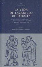 la vida de lazarillo de tormes y de sus fortunas y adversidades-9788446006466