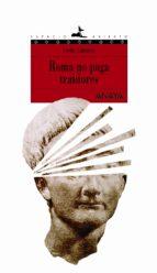 roma no paga traidores-emilio calderon-9788466745666