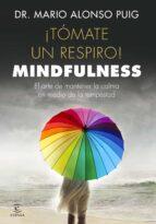 tomate un respiro: mindfulness: el arte de mantener la calma en medio de la tempestad-mario alonso puig-9788467048766