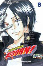 tutor hitman reborn nº 8-akira amano-9788467450866