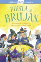 fiesta de brujas (empiezo a leer 6 7 años) lorena marin 9788467729566