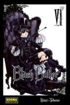 black butler (vol. 6) yana toboso 9788467909166