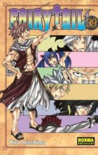 fairy tail 39 hiro mashima 9788467916966