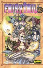 fairy tail 42 hiro mashima 9788467919066