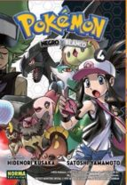 pokemon 29: negro y blanco 4-hidenori kusaka-satoshi yamamoto-9788467922066