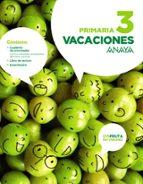 vacaciones 3. educacion primaria ed 2016-9788469813966