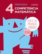 competencia matemática 4º educacion primaria-9788469831366