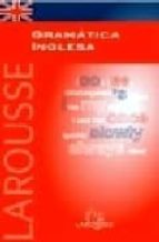 larousse gramatica inglesa 9788480168366