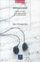 musica y sociedad jaime hormigos ruiz 9788480487566