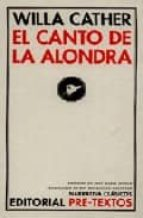 el canto de la alondra-willa cather-9788481913866