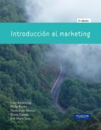 introduccion al marketing (3ª ed.) gary armstron 9788483226766