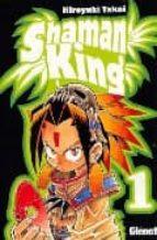shaman king nº 21-hiroyuki takei-9788483571866