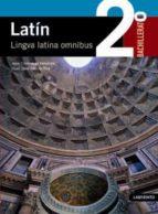 Latín 2º bachillerato PDF MOBI 978-8484833666 por Vv.aa.