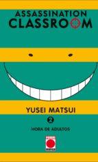 assassination classroom 2-yusei matsui-9788490249666