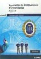 AYUDANTES DE INSTITUCIONES PENITENCIARIAS MINISTERIO DEL INTERIOR . TEMARIO 2