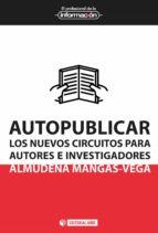 autopublicar almudena mangas vega 9788491165866